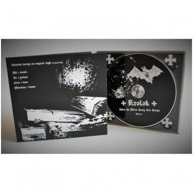 Krolok - When The Moon Sang Our Songs Digi CD 3