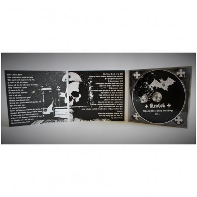 Krolok - When The Moon Sang Our Songs Digi CD 4