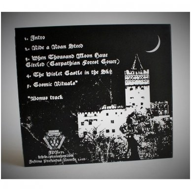 Krolok - When The Moon Sang Our Songs Digi CD 5