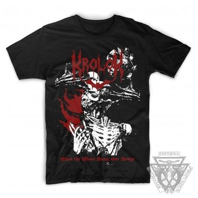 Krolok - When The Moon Sang Our Songs T-Shirt