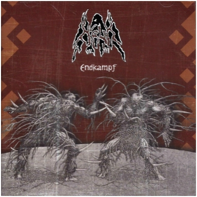 Kruk - Endkampf CD
