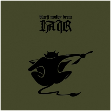 Lair - Black Moldy Brew LP