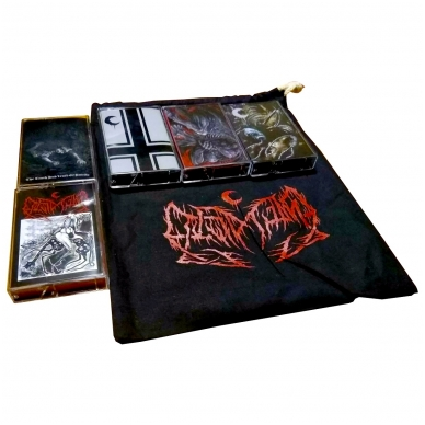 Leviathan - Leviathan 5MC BAG