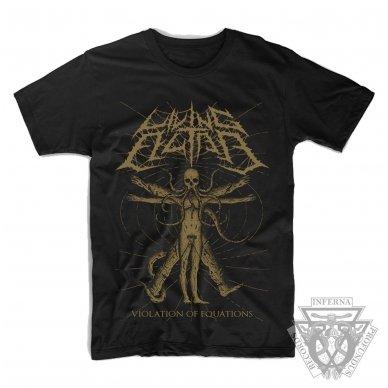Living Altar - Violation Of Equations T-Shirt