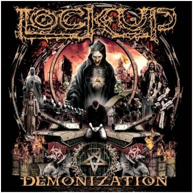 Lock Up - Demonization Digi CD