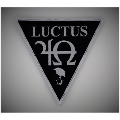 Luctus - Triangle Patch 2