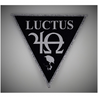 Luctus - Triangle Patch