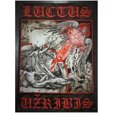 Luctus - Užribis Flag