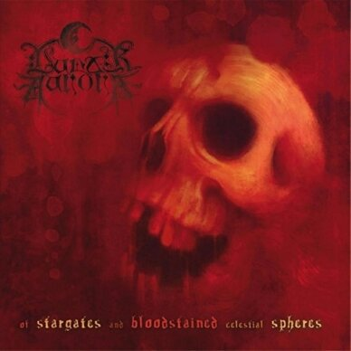 Lunar Aurora - Of Stargates And Bloodstained Celestial Spheres CD
