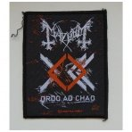 Mayhem - Ordo Ad Chao Patch