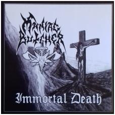 Maniac Butcher - Immortal Death LP