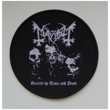 Mayhem - Buried By Time And Dust Patch