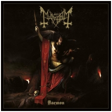 Mayhem - Daemon CD
