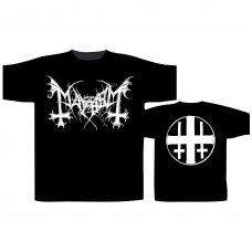 Mayhem - Legion Norge T-Shirt