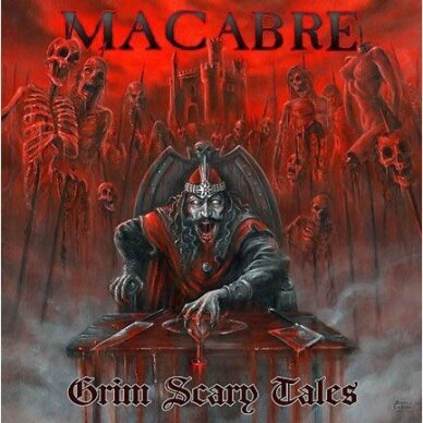 Macabre ‎- Grim Scary Tales CD