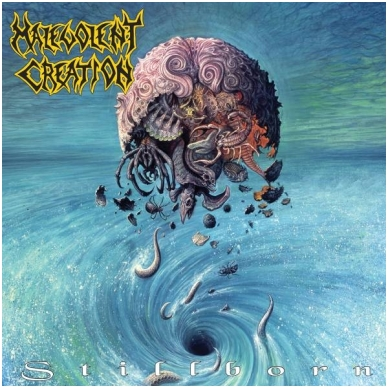 Malevolent Creation - Stillborn Digi CD