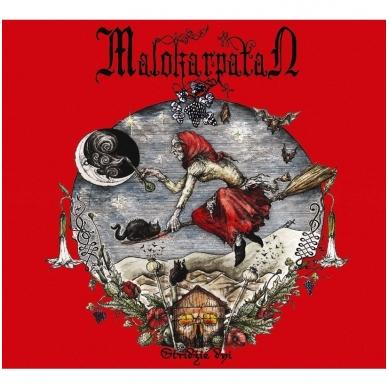 Malokarpatan - Stridžie dni Digi CD
