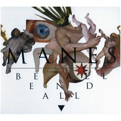 Manes - Be All End All Digi CD