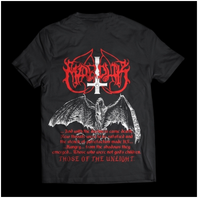 Marduk - Those Of The Unlight T-Shirt 3