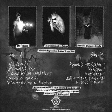 Martwi - Dangoswch Eich Darnau Gwyn i Mi LP 2