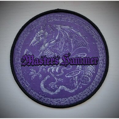 Master's Hammer - Dragon Patch