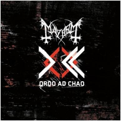 Mayhem - Ordo Ad Chao CD