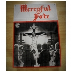 Mercyful Fate - Nuns Have No Fun Flag