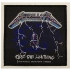 Metallica - Ride The Lightning Patch