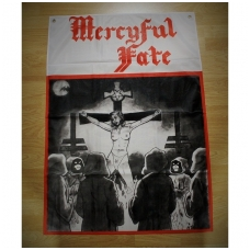 Mercyful Fate - Nuns Have No Fun Flag