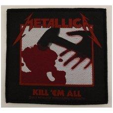 Metallica - Kill Em All Patch