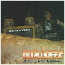 Metalucifer - Heavy Metal Bulldozer CD