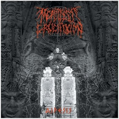 Merciless Crucifixion - Aipesis CD