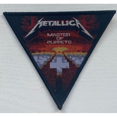 Metallica - Master Of Puppets Patch 3