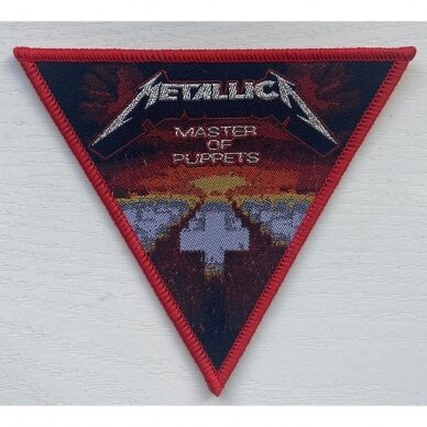 Metallica - Master Of Puppets Patch 2