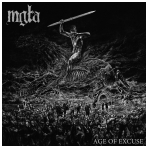 Mgla ‎- Age Of Excuse LP