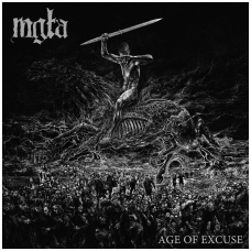 Mgła ‎- Age Of Excuse CD