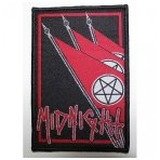 Midnight - Flags Patch