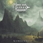 Moon And Azure Shadow - Age of Darkness and Frost A5 Digi CD