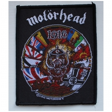 Motorhead  - 1916 Patch
