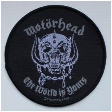 Motorhead - The World Is Yours Patch
