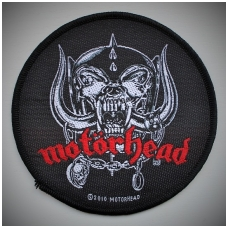 Motorhead - Warpig Patch
