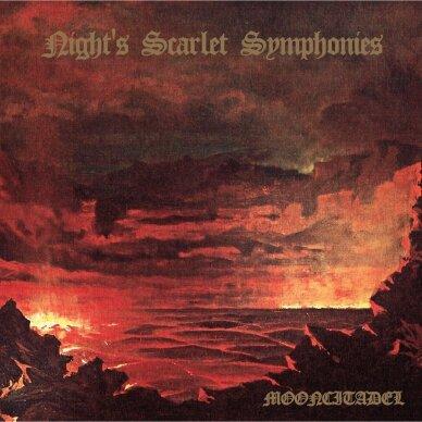 Mooncitadel - Night's Scarlet Symphonies CD