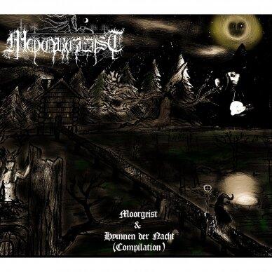 Moorgeist - Moorgeist & Hymnen der Nacht Digi CD