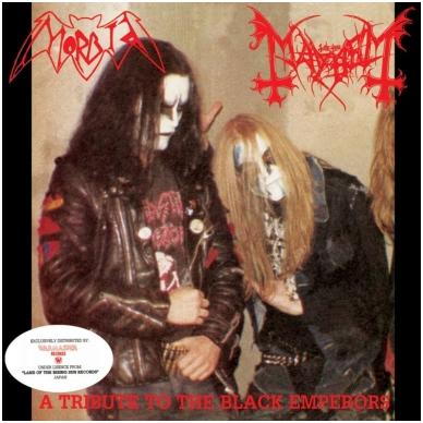 Morbid / Mayhem - A Tribute To The Black Emperors Digi CD