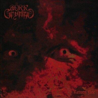 Mork Gryning - Return Fire Digi CD