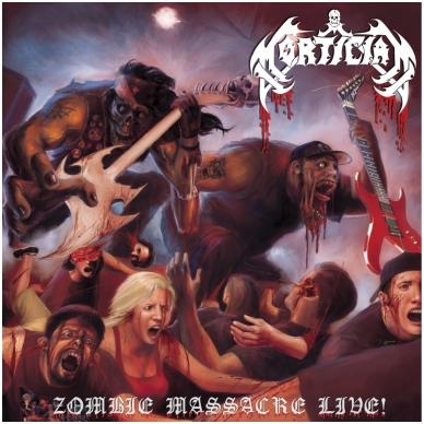 Mortician - Zombie Massacre Live 2LP