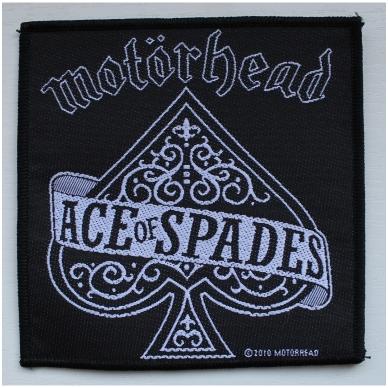 Motorhead - Ace Of Spades Patch