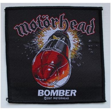 Motorhead - Bomber Patch
