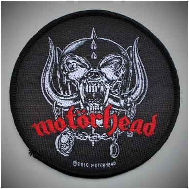 Motorhead - Warpig Patch
