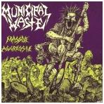 Municipal Waste - Massive Aggressive CD